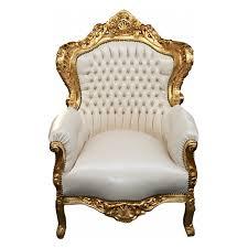 Throne Style Chair Awesome White Throne Chair Hd9j21 Tjihome