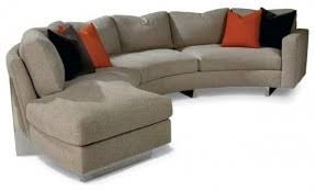 curved sectional sofas for small spaces small curved sectional sofa open travel