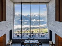 mountain luxury hotels for your next ski holiday design hotels