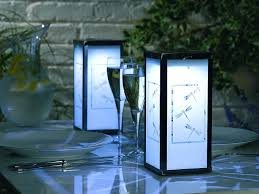 Outdoor Patio Table Lamps Design Ideas Beautify Your Outdoor Space With These Outdoor Patio