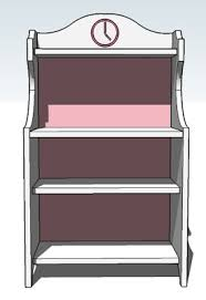 Pottery Barn Kitchen Hutch by Ana White Cute Play Pie Hutch Diy Projects