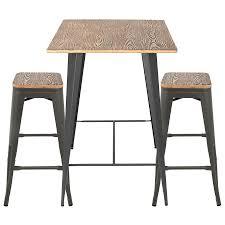 modern bar tables and stools modern bar sets oakland modern gray bar set eurway