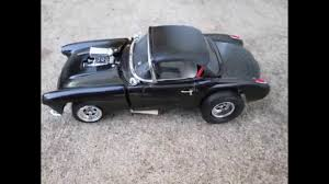 1957 corvette gasser 1957 corvette gasser mpc kit 1 25 scale built