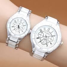 Jam Tangan Alba Putih chanel juragan jam