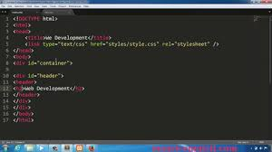 tutorial php web php web development how to make a website tutorial 5 making