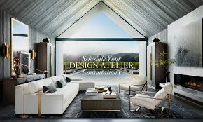 Modern Decoration Ideas For Living Room by Rh Homepage