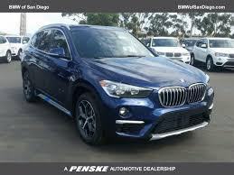 lexus san diego parts hours 2018 new bmw x1 sdrive28i sports activity vehicle at bmw of san