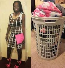 Who Wore It Better Meme - who wore it better lady or laundry basket debongo