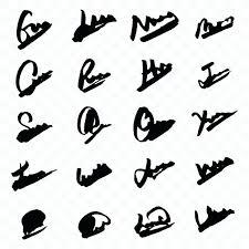 signature design by ashley benton sofa signature design modern signature design free vector signature