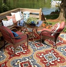 Kohls Outdoor Rugs by Decorating Enchanting Floral Outdoor Rugs Walmart For Sweet Patio
