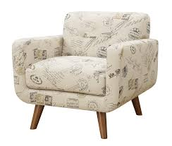 Printed Accent Chair Accent Chair Print U3789m 02 15 Emerald Home Furnishings B2b