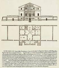 Ancient Roman Villa Floor Plan by Architecture