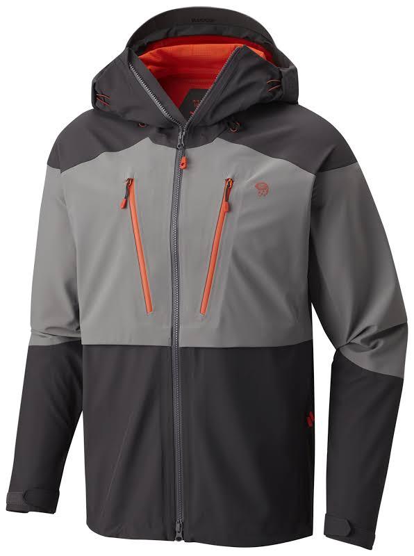 Mountain Hardwear Cyclone Jacket Manta Grey Shark M 1731851073-M