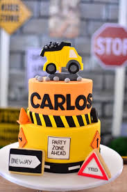 construction cake ideas kara s party ideas and tumble construction birthday party