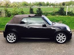 chris u0026 menna have chosen this 2012 mini cooper s 1 6 convertible