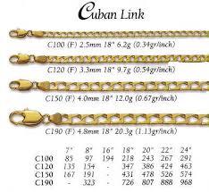 name link bracelet images The cuban link squitti 39 s in 14 karat gold JPG