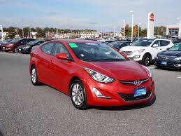 2014 hyundai elantra 2014 used hyundai elantra se at honda of turnersville serving