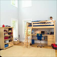 bedroom fabulous queen size loft bed frame for adults bunk