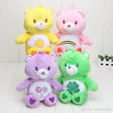 2017 4styles 30cm cartoon care bears toy soft plush toys doll