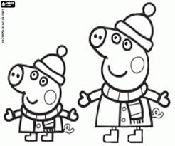 Peppa Pig Coloring Pages Printable Games Pig Coloring Pages