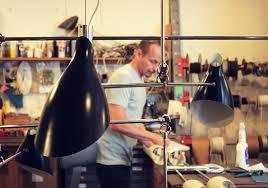 David Weeks Chandelier David Weeks Studio Visit Core77