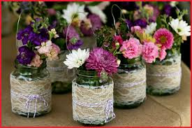 jar wedding decorations fresh decorations with jars for a wedding image of wedding