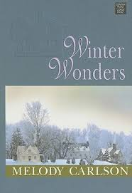 winter wonders by melody carlson