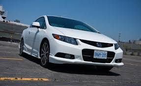 honda civic si insurance rates 2012 honda civic si hfp review car reviews