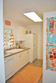 Fun Kitchen Ideas Orange Small Kitchen Design Orange Kitchen Ideas Kitchen Orange