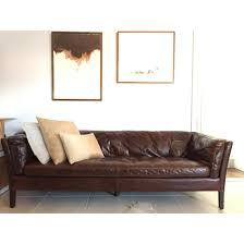 restoration hardware sorensen leather sofa copycatchic