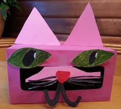 boxes for valentines from upcycled tissue boxes choices for children