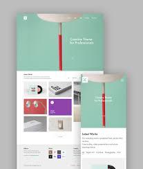 Stunning Graphic Design Work From 15 Best Wordpress Portfolio Themes For Creatives