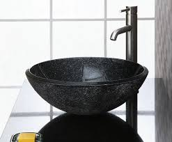 black stone bathroom sink black stone sink best furniture for home design styles