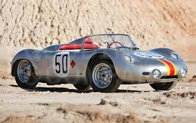 porsche spyder 1960 works racing porsches and a prominent private collection highlight