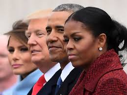 Michelle Obama Meme - michelle obama s side eye during donald trump inauguration becomes