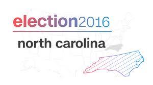 North Carolina Zip Code Map by North Carolina Election Results 2016