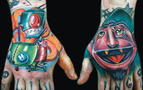 hand tattoo designs tattoo society magazine