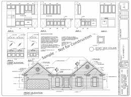 construction plans construction drawings