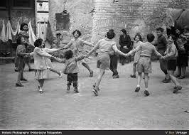 giochi da cortile roma sparita gioco girotondo