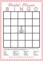 wedding words for bingo wedding freebies free printable bridal shower