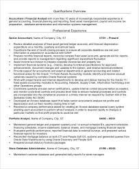 senior accountant cv printable accountant resume templates 28 free word pdf