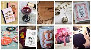 personlized gifts 10 diy personalized gifts for the holidays thanksgiving