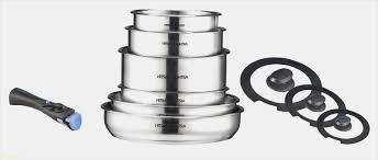 set de cuisine batterie de cuisine inox luxe blaumann swiss huffeisen set de 16