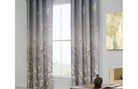 Blackout Thermal Curtains Happyhearted Outdoor Curtains Tags White Curtains Silver Blue