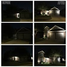 Landscape Lighting Houston Tx Outdoor Lighting Perspectives Of Houston 12 Photos
