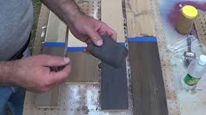 is it safe to use vinegar on wood cabinets antiquing wood with vinegar a step by step diy guide