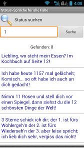 whatsapp status sprüche liebe status sprüche für alle fälle android apps auf play