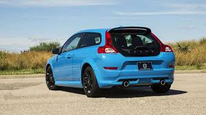 volvo cars usa 2013 volvo c30 r design polestar limited edition review notes