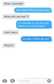 Who Leads The Blind These U0027texts From My Teen U0027 Are Even Funnier Than U0027texts From Mom