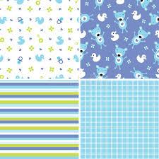 Hintergrundmuster Blau Nahtlose Hintergrundmuster Im Blau Und Im Gr禺n Vektor Abbildung